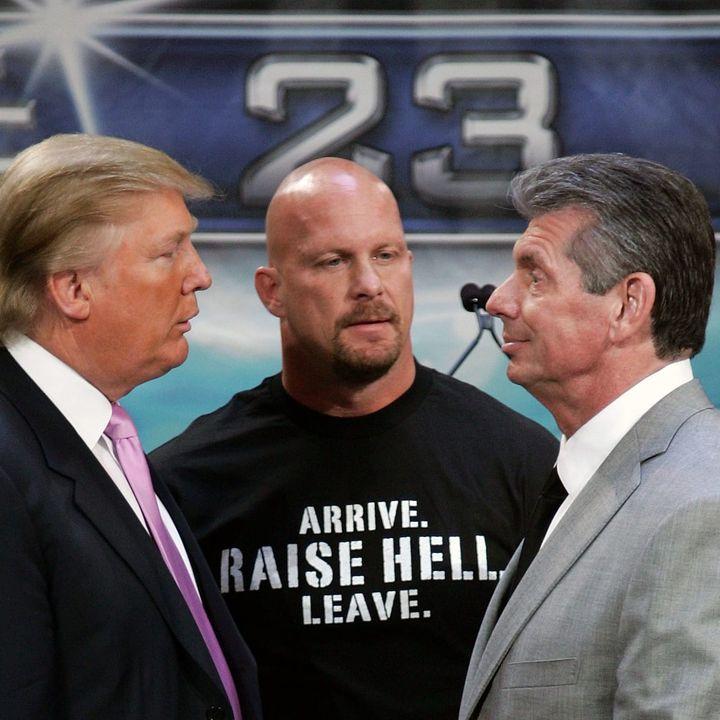 WWE Rivalries: Umaga & McMahon vs Lashley & Trump