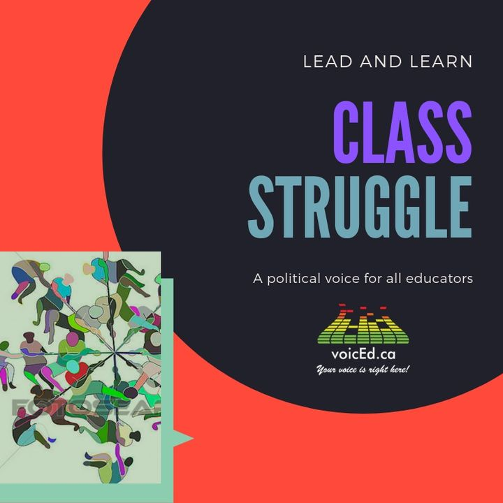 Class Struggle: A Voice for Educators