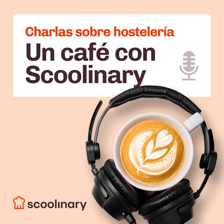 44. Un Café con Scoolinary. Guillermo González-Outón Coca -  El menú interactivo en los restaurantes ya no es cosa del futuro