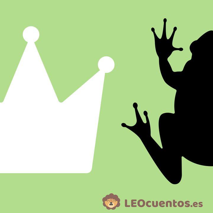 17. El príncipe rana