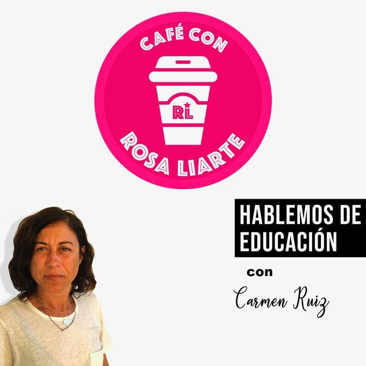 """18. Carmen Ruiz Repullo - """"La coeducación no es solamente celebrar efemérides"""""""