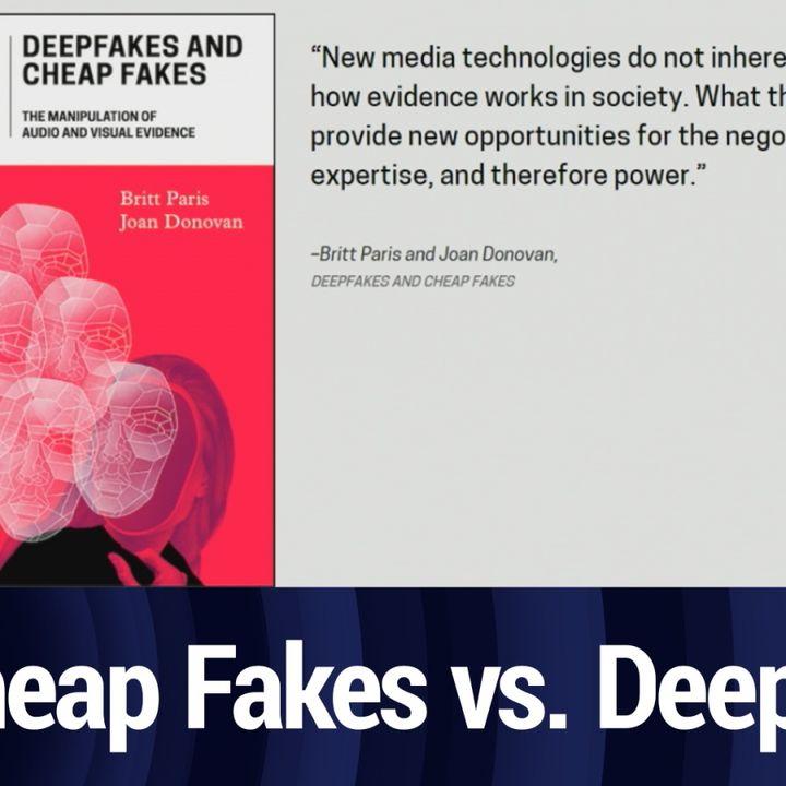 Cheap Fakes vs. Deepfakes | TWiT Bits