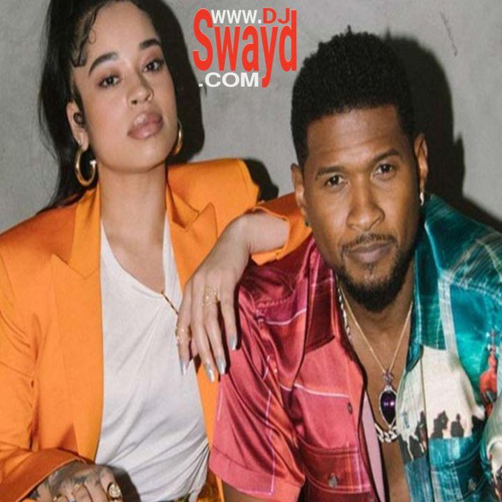 Usher feat Ella Mai - Don't Waste My Time @DJSwaydUSA OL SKOOL BLEND