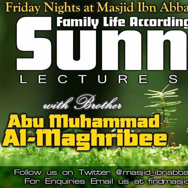 Family Class Series (Abu Muhammad)