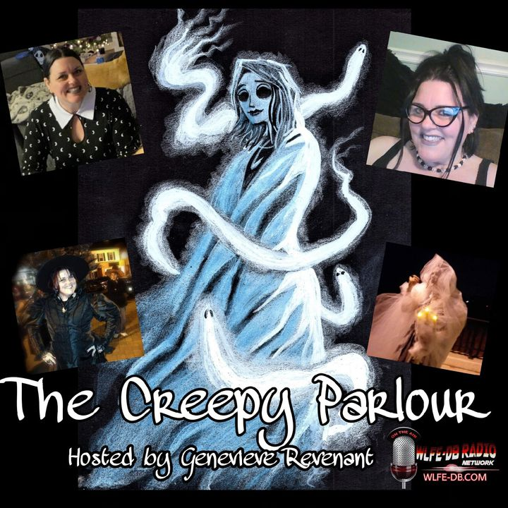 The Creepy Parlour 16, Soul Sisters and Ghost Biker Explorations