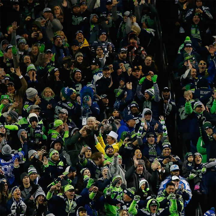 12th Man Post-Game (Seahawks Hold On Over Vikings)