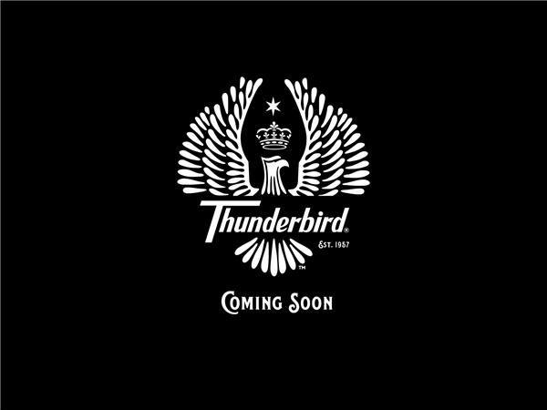 What's the word? NEW Thunderbird Wine?