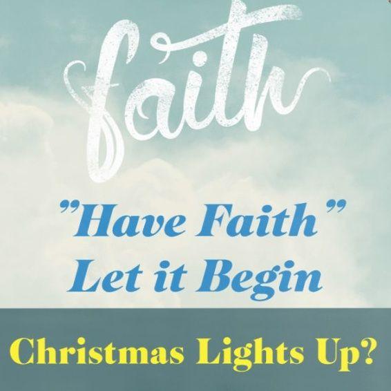 Christmas Lights Still Up Ep149