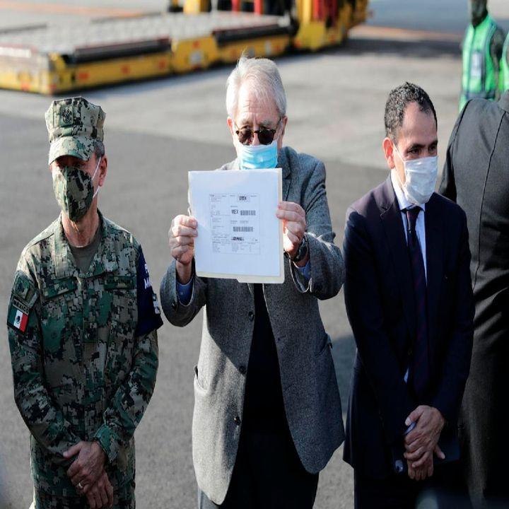 Fuerzas Armadas iniciará la distribución de vacunas en el país