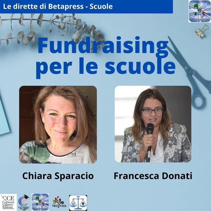 Trova il fundraiser dentro la scuola - Elena Torretta