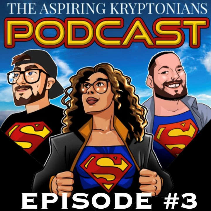 Ep #3 -  Zack Snyder's Justice League