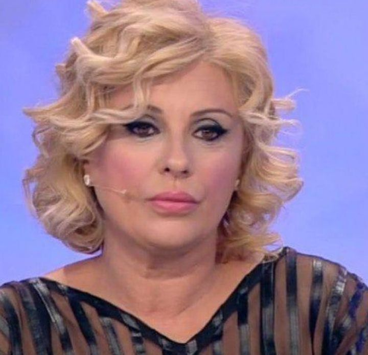 Tina Cipollari a RED ZONE by Radiochat.it conduce: Alex Achille