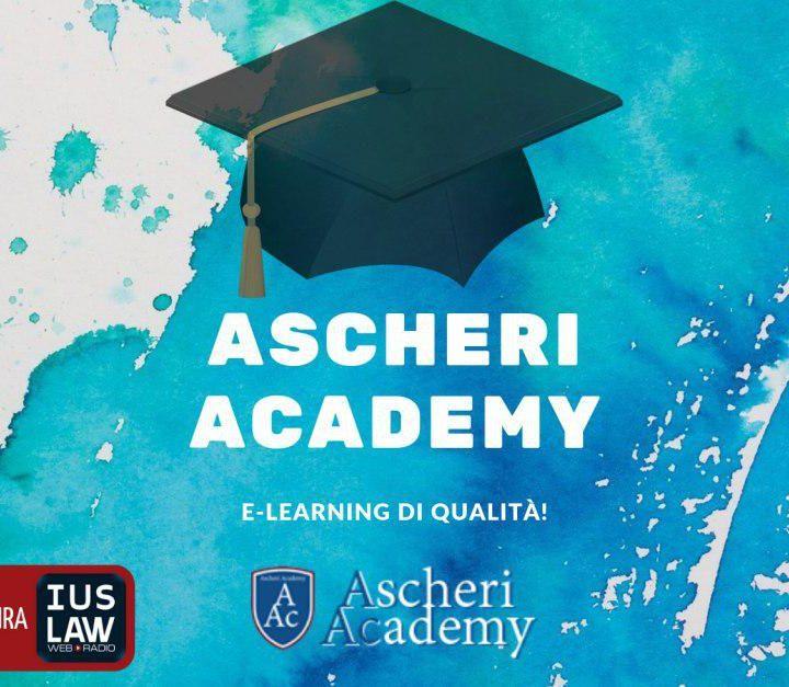 E-learning con Ascheri Academy