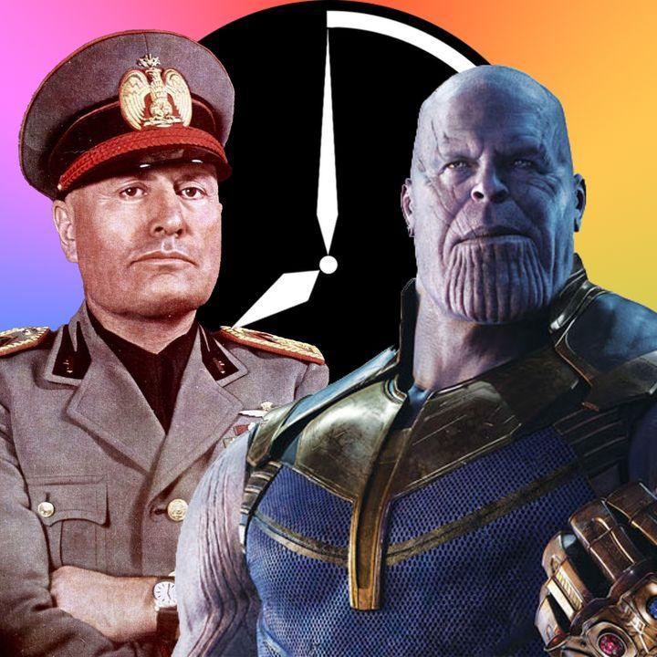 Quando Thor decapitò Benito Mussolini