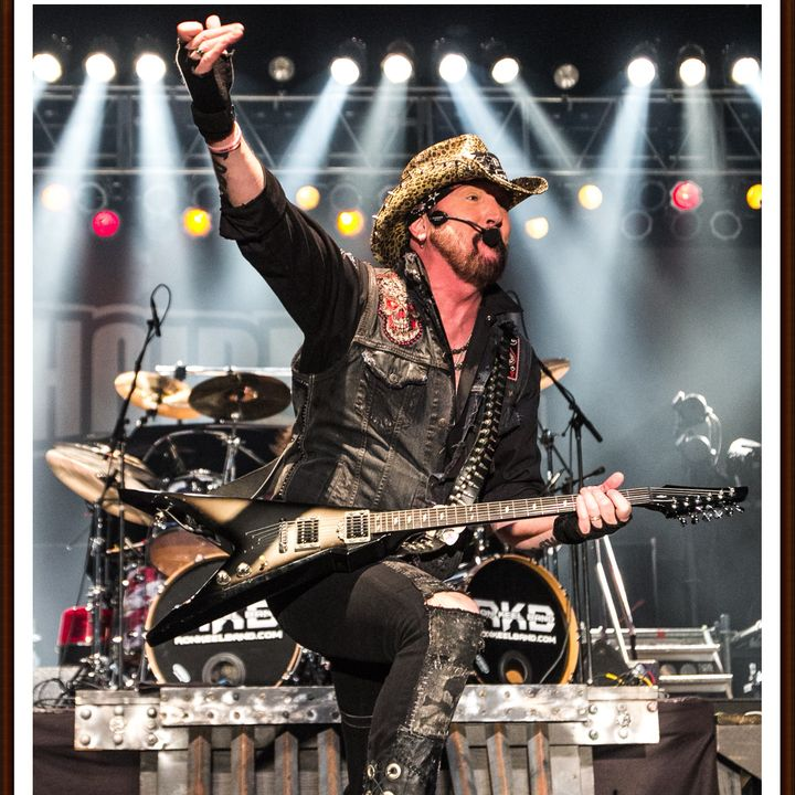 INTERVIEW WITH RON KEEL ON DECADES WITH JOE E KRAMER