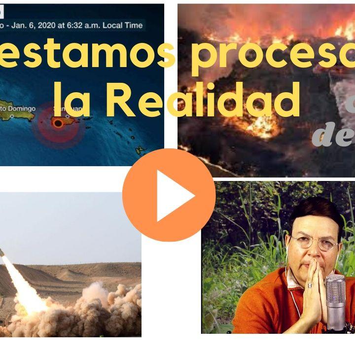 #234 No estamos procesando la Realidad como debemos (Podcast)