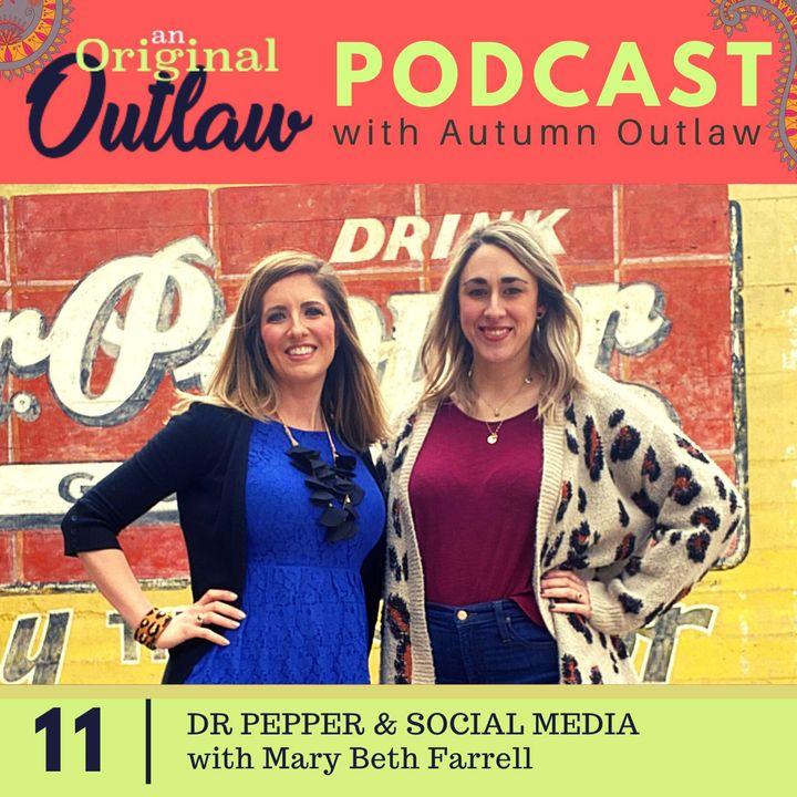 Dr Pepper & Social Media