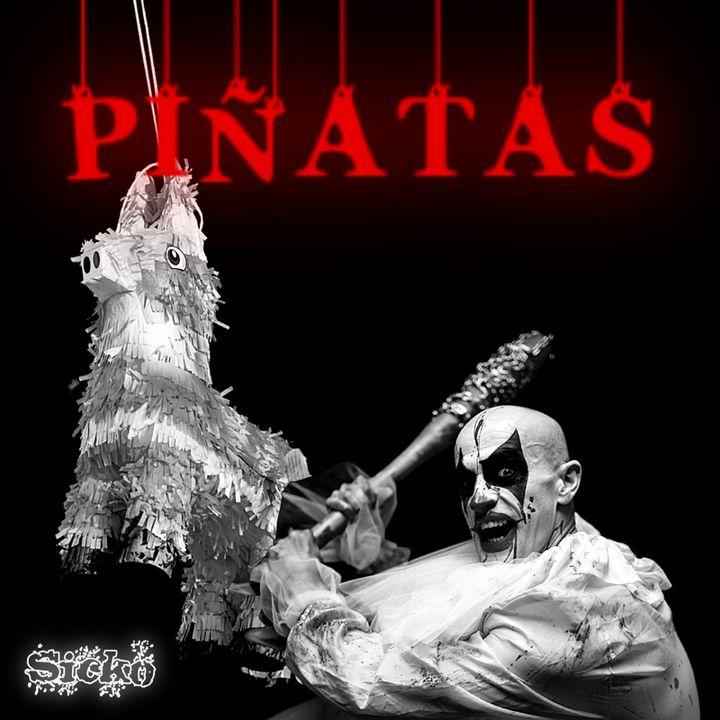 """""""Piñatas"""" by Jack Adams"""