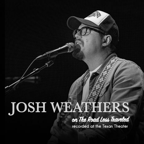 Live Show: Josh Weathers