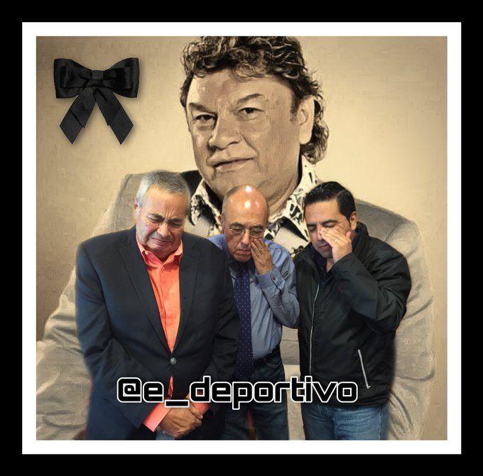 Comenzando la semana recordando al maestro José Manuel Zamacona QEPD - Espacio Deportivo de la Tarde 05 de Julio 2021
