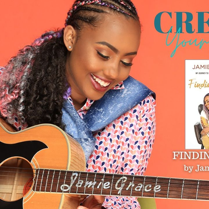 2105 My Strength Is My Story with Jamie Grace, Finding Quiet