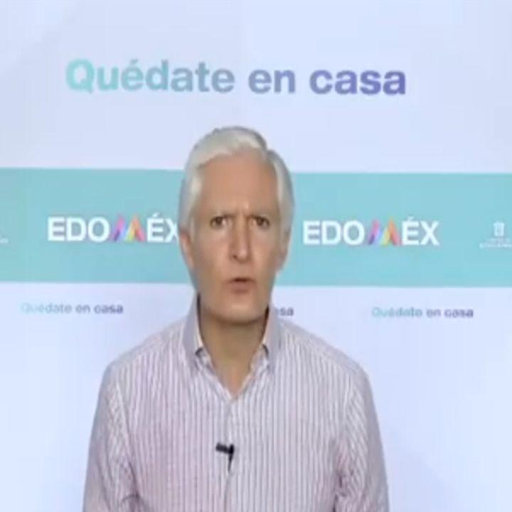 El Estado de México continúa en semáforo naranja