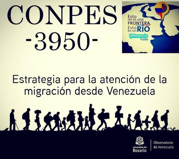 Conpes 3950