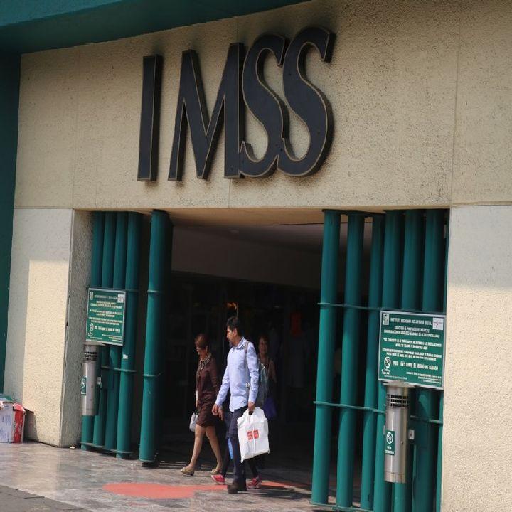 IMSS registra disminución de ocupación hospitalaria