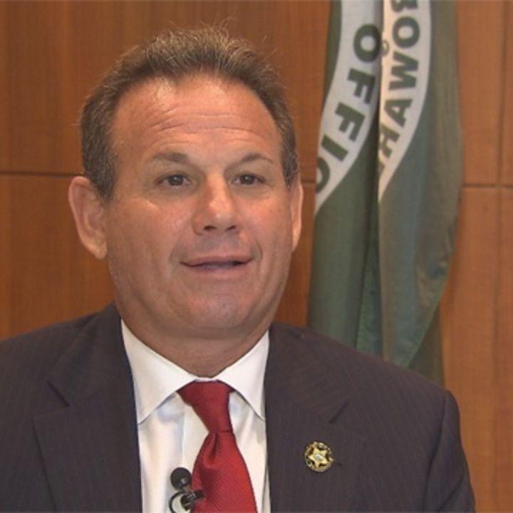 Suspended Broward Sheriff Scott Israel's Senate Hearing +