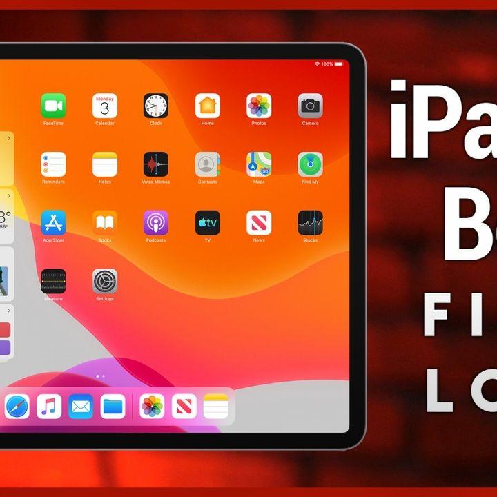 iPadOS & iOS 13 First Look
