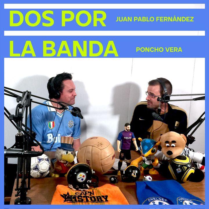DOS X LA BANDA.  EP 01.  PADRINOS DE LUJO