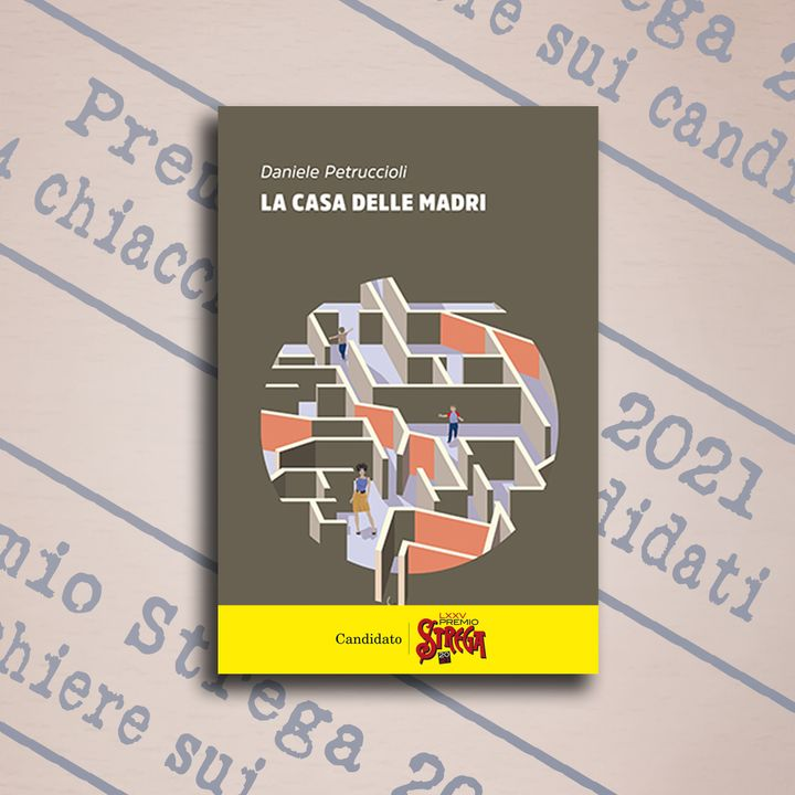 """4 chiacchiere su """"La casa delle madri"""", di Daniele Petruccioli, Terrarossa Edizioni"""