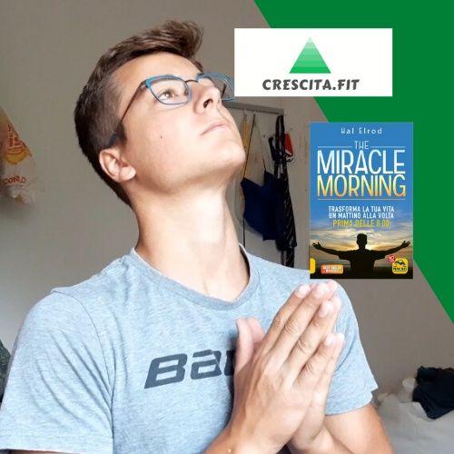 Svegliarsi presto la mattina   The miracle morning