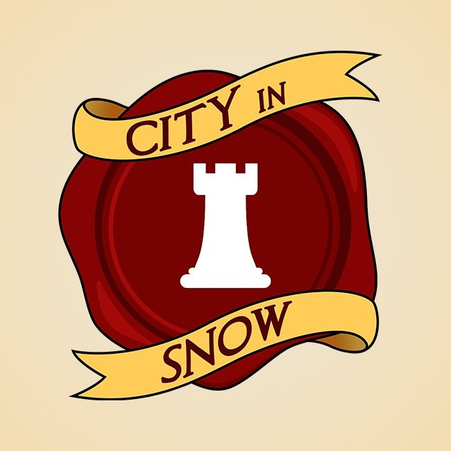 City in Snow - A D&D Podcast