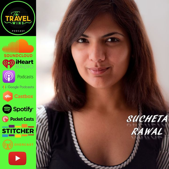 Sucheta Rawal | world traveling foodie and author gives back when exploring