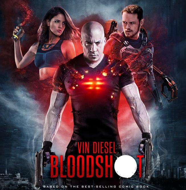 Damn You Hollywood: Bloodshot