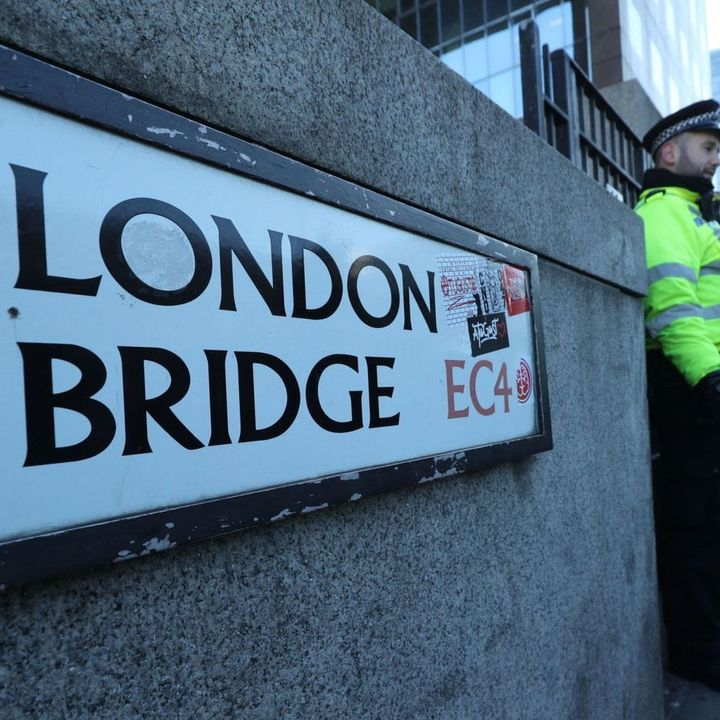 How was a convicted terrorist allowed to kill on London Bridge?