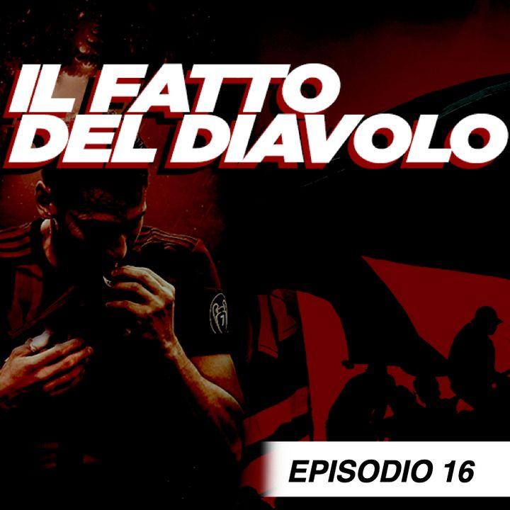 EP. 16 - Parma - Milan 1-3 Serie A 2020/21