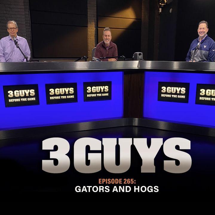 Gators and Hogs with Tony Caridi, Brad Howe and Tony Caridi