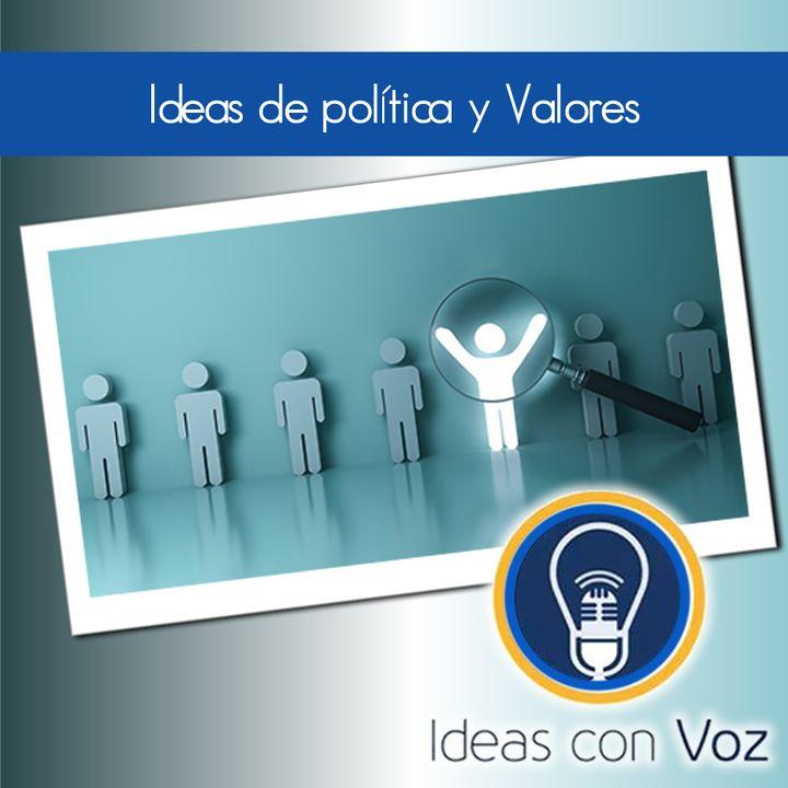 Ideas de política y Valores