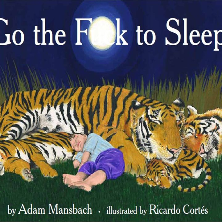 ASMR For Adults Go The F#%k To Sleep