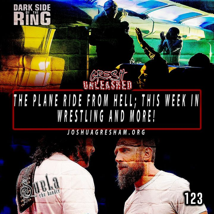 Big E is WWE Champion! Omega vs. Danielson is Happening Next Week! Plane Ride From Hell and more! | 123