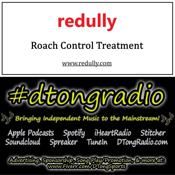 #MusicMonday on #dtongradio - Powered by Redully.com
