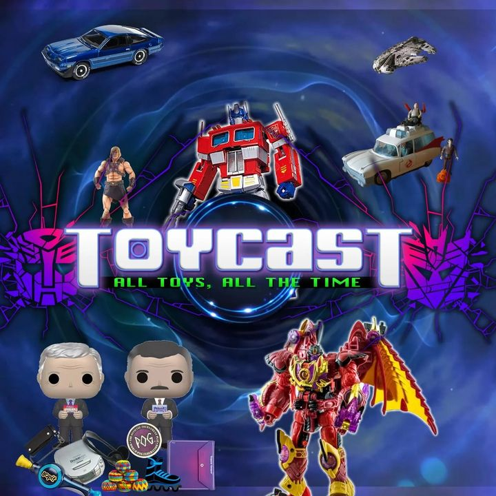 110 - The Toys of Summer!!!