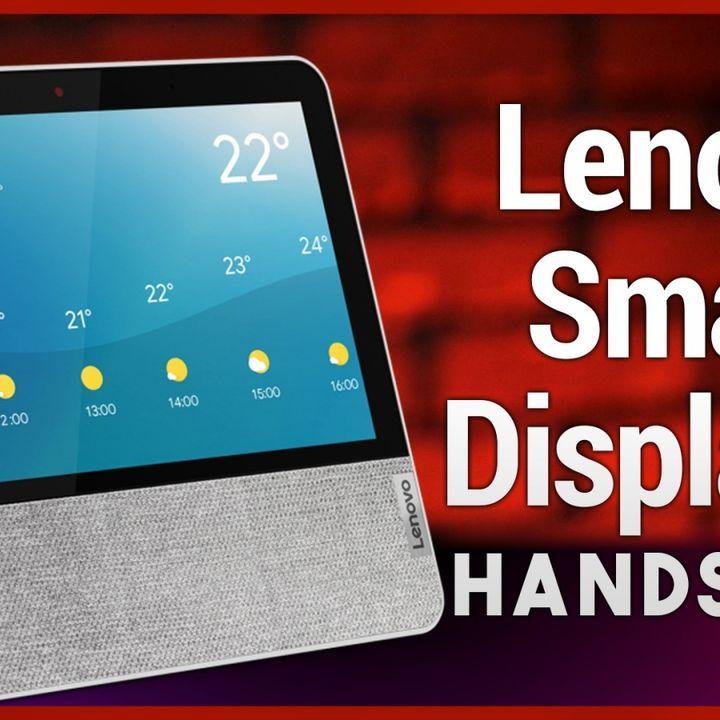 Hands-On Tech: Lenovo Smart Display 7 Hands-On