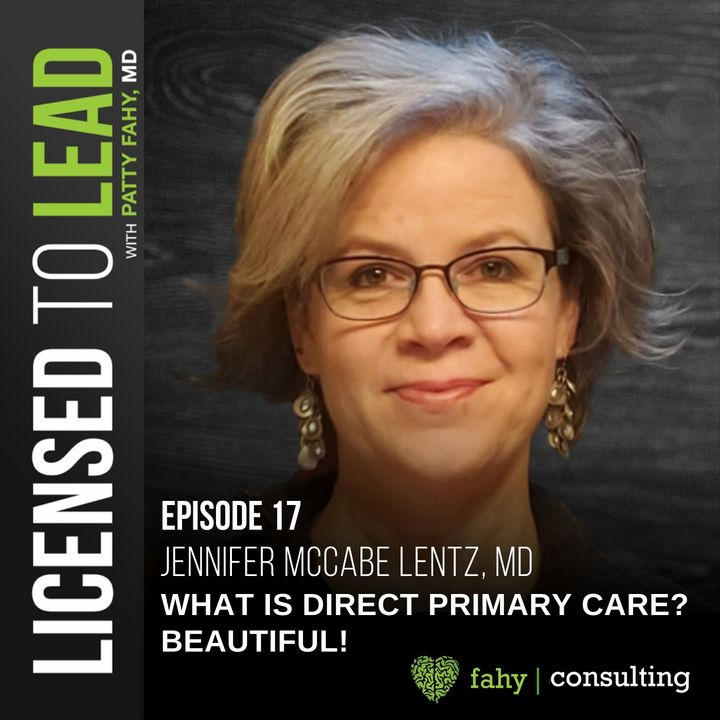 017 - What is Direct Primary Care? BEAUTIFUL!