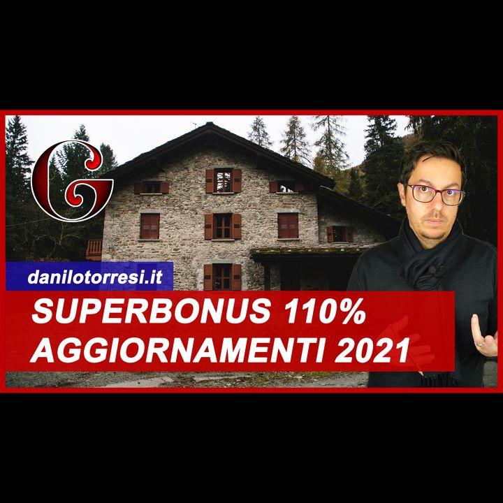 Aggiornamenti Superbonus 110% gennaio 2021: proroga e novità della Legge di Bilancio