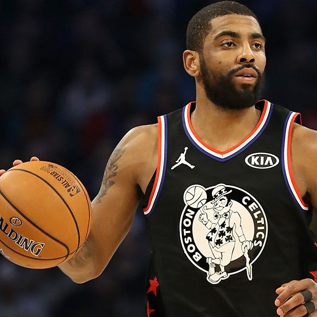 Kyrie Irving, Danny Ainge Have Wedding Website For Their 'Engagement'