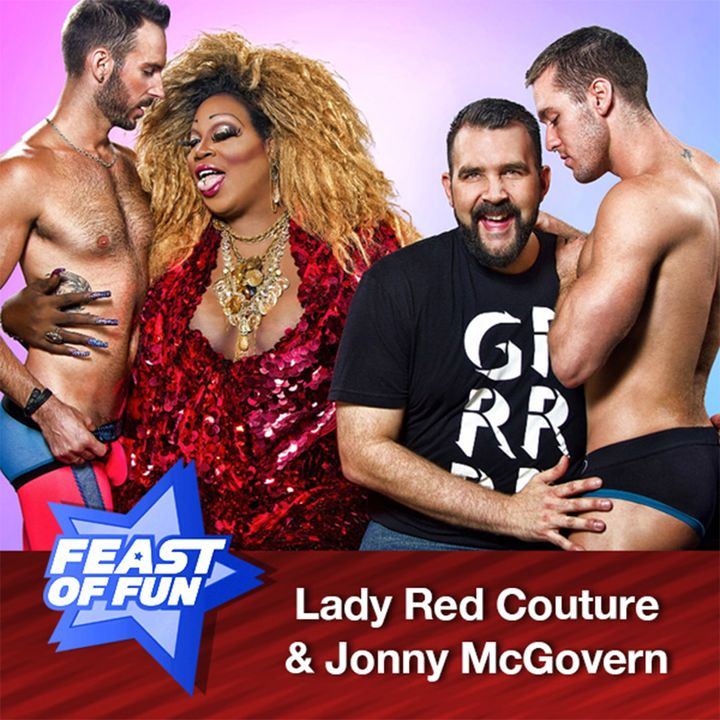 FOF #2306 - A Gay Kiki with Jonny McGovern and Lady Red Couture