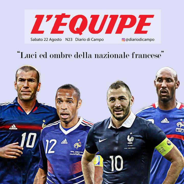 #23 Luci ed ombre della nazionale francese